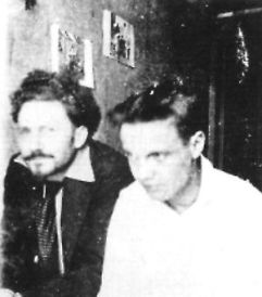 Ezra Pound and George Antheil